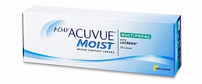 1-DAY Acuvue Moist Multifocal 30 pk